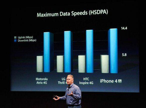 Презентація нового смартфону iPhone 4S від Apple_11