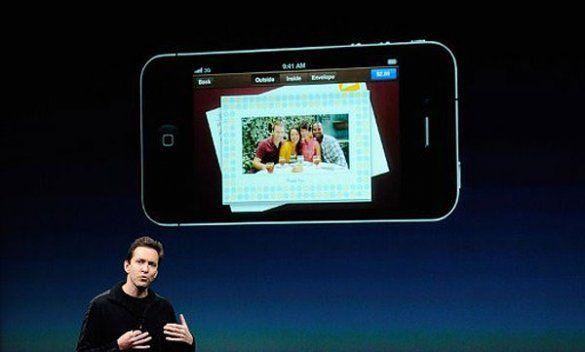 Презентація нового смартфону iPhone 4S від Apple_15
