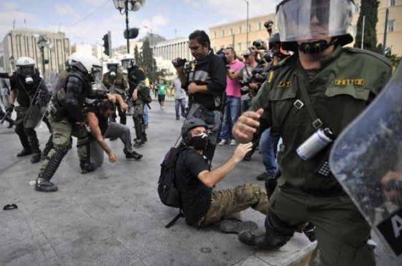 Акції протесту у Греції_2