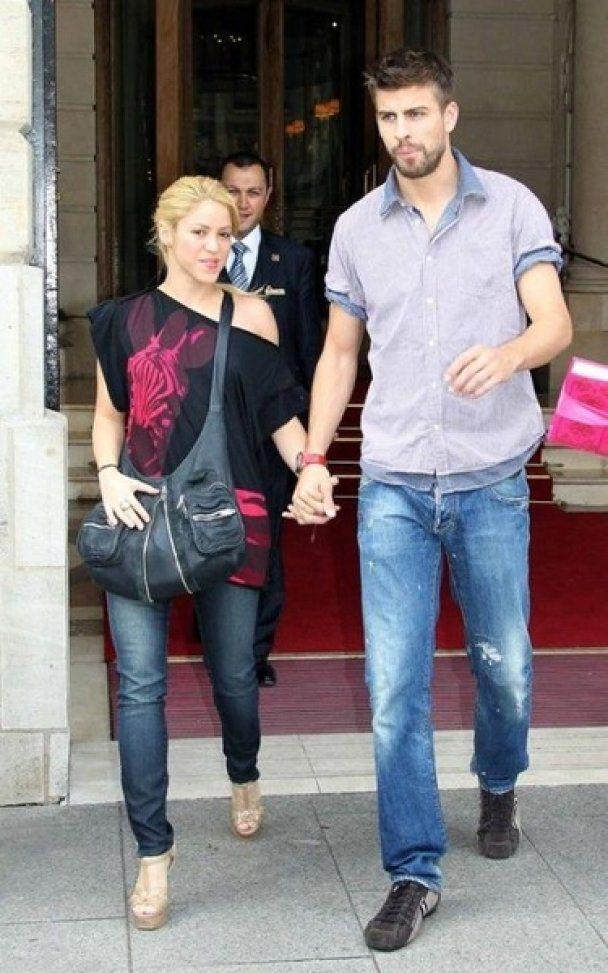 Шакира бросила бойфренда, который изменил ей с молоденькой