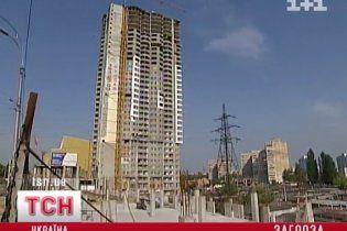 Київ може залити фекаліями через скандальне будівництво