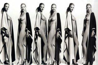 Лара Стоун показала грудь сразу трем журналам