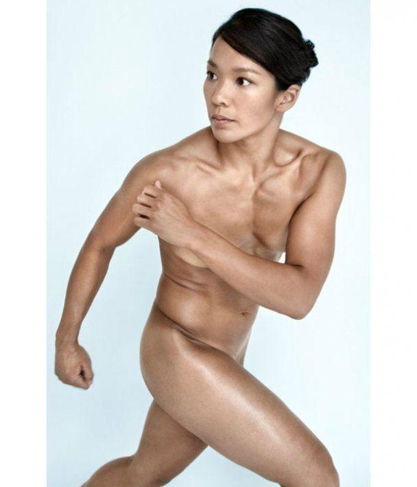 Відомі спортсмени оголили свої прекрасні тіла