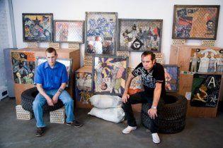 Син відомого художника Давид Чичкан не малює голі груди і не дружить з батьком