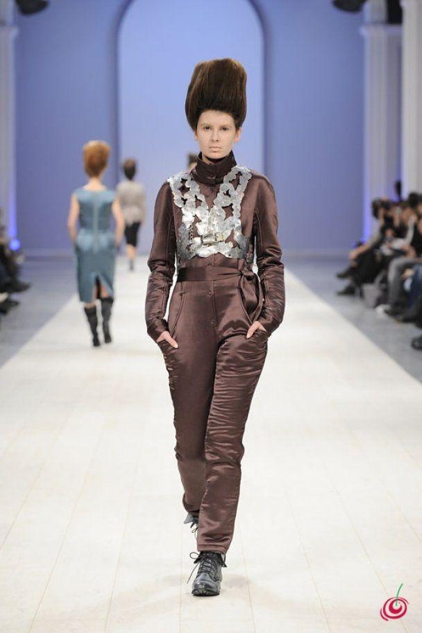 Модные показы украинских дизайнеров прошли в Милане