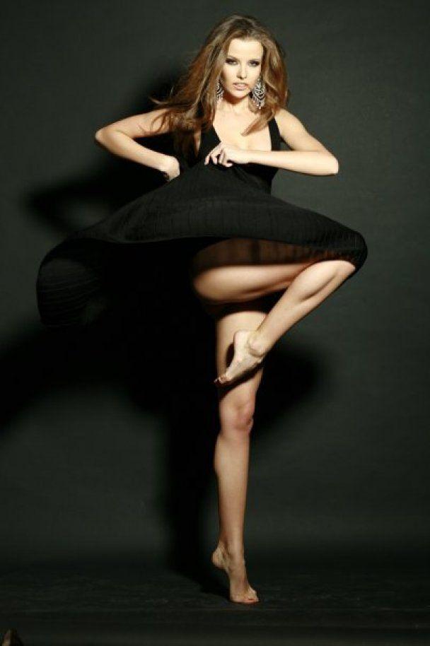 Инна Цимбалюк не использует секс как средство продвижения в карьере
