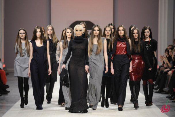 Украинские дизайнеры представили свои коллекции в Милане