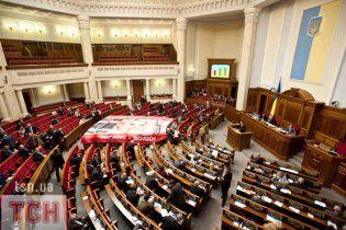 Яценюк: оппозиция будет бойкотировать выборы по закону