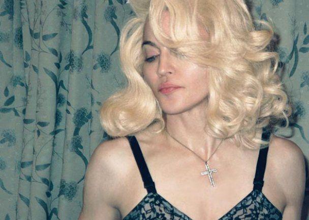 53-річна Мадонна шокувала своїм тілом