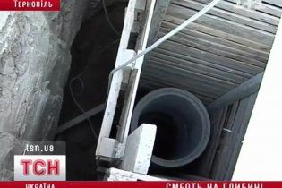 У Тернополі двоє людей загинули, копаючи криницю