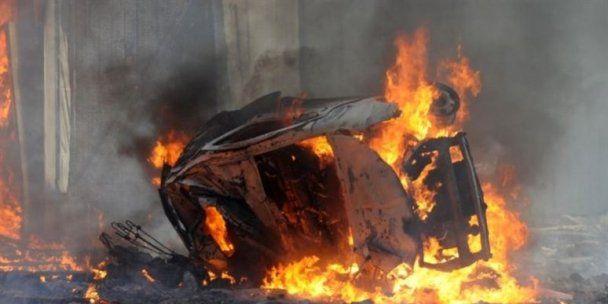 Серия взрывов на складе в Дании: один человек погиб, 700 эвакуированы