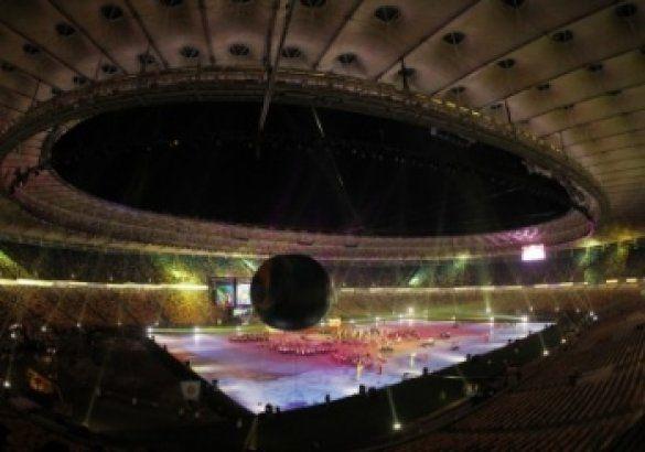 Відкриття Олімпійського