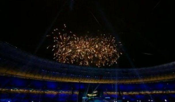 """Відбулося урочисте відкриття НСК """"Олімпійський"""""""