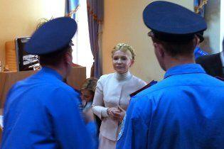 Адвокаты Тимошенко готовятся слушать приговор 3-4 часа