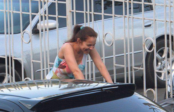 Акторка Катерина Гусєва вперше показала доньку