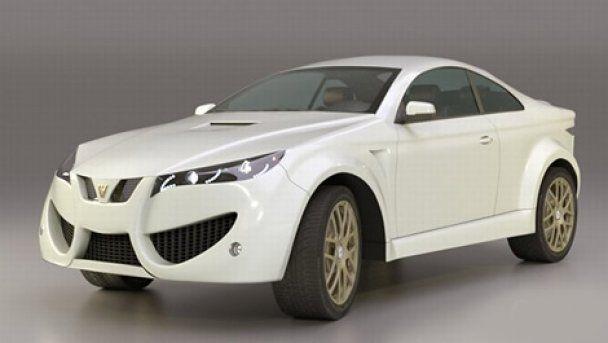 Новий італійський автовиробник представив свою першу модель