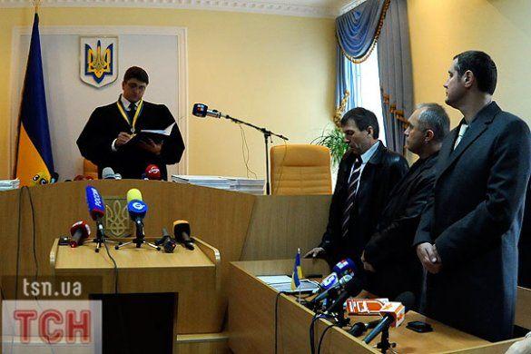 Адвокати Юлії Тимошенко