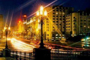 Киев потратит на лампочки 40 миллионов гривен