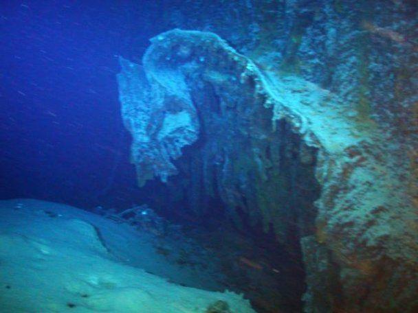 На дне Атлантики нашли корабль, заполненный серебром