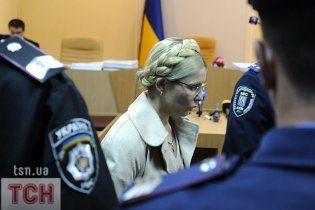 Тимошенко відмовилась пустити кров для обстеження