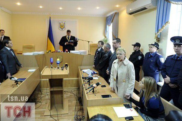 Тимошенко сможет стать президентом в 65 лет