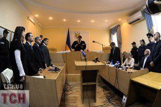 Тимошенко подасть апеляцію у четвер або п'ятницю
