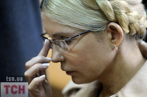 Юлия Тимошенко: 100 дней за решеткой