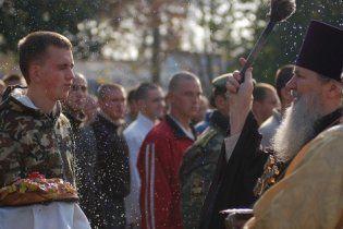 В украинской армии собираются ввести должность священника-капеллана