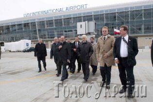 У Колеснікова натякнули, що аеропорту Бандери у Львові не бути
