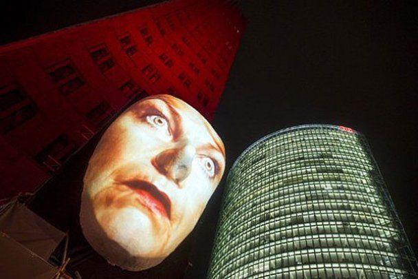 Зрелищный фестиваль света стартовал в Берлине