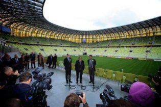 Платіні задоволений підготовкою Польщі до Євро-2012