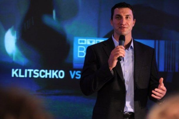Кличко дозволив Мормеку потриматись за чемпіонський пояс