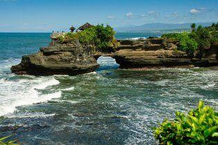 Сильний землетрус стався біля курортного острова Балі