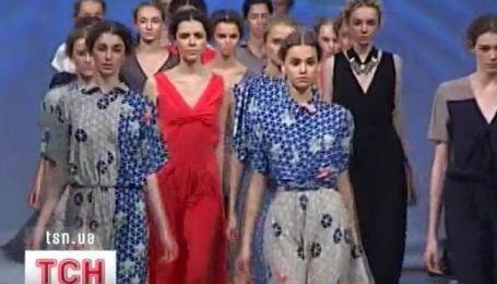 В столице стартовала Украинская неделя моды