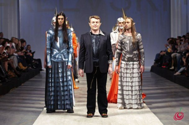Ukrainian Fashion Week: весна-літо 2012