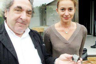 Метеорит возрастом 4,5 миллиарда лет упал на крышу дома под Парижем