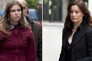Жены Абрамовича и Березовского устроили в суде модную битву
