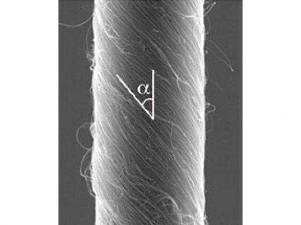 Штучний м'яз з нанотрубок