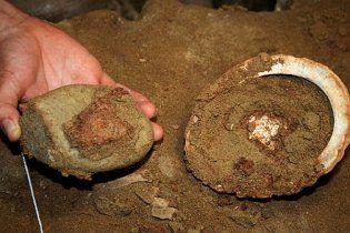Первыми в мире химиками были пещерные люди