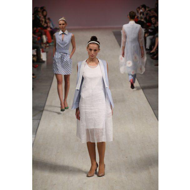 Анна Бублик на UFW здивувала навіть найзатятіших модниць