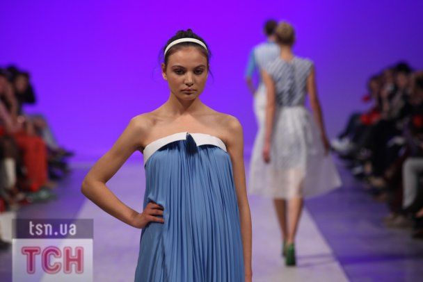 Анна Бублик на UFW удивила даже самых заядлых модниц