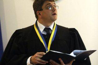 Судью Тимошенко проверяют на профпригодность