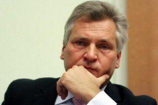 Квасьневский назвал главные ошибки Украины