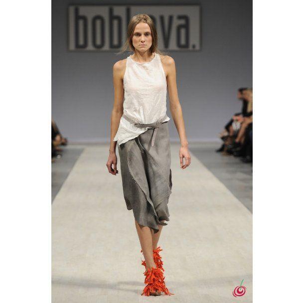 UFW: Кристина Бобкова вдохновилась самой природой
