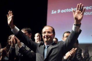Французські соціалісти визначилися з кандидатом в президенти