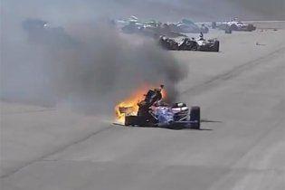 Чемпіон автогонок загинув у жахливій аварії на трасі