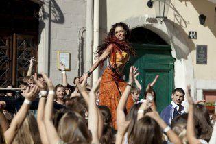 Руслана покаже дикі танці на відкритті львівської арени Євро-2012