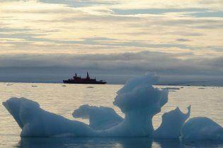 Росія побудує військову базу в Арктиці