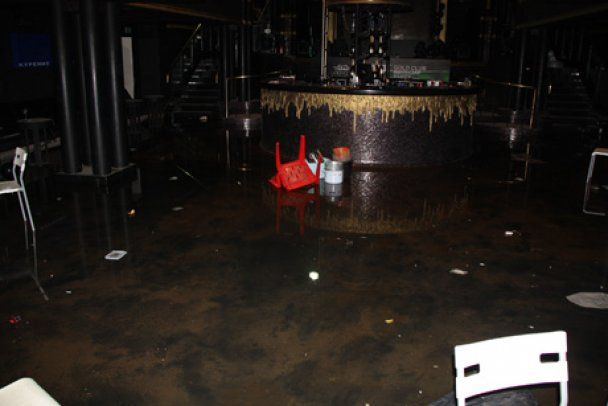 Ночной клуб в России затопило кипятком - люди чуть не сварились заживо
