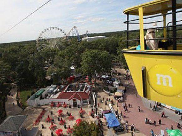 Парк розваг Six Flags Over Georgia